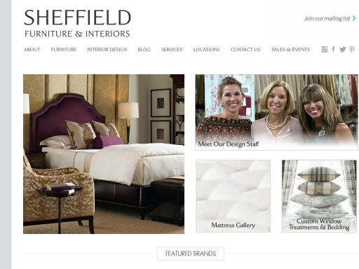 sheffieldfurniture.com