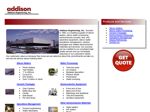 addisonengineering.com
