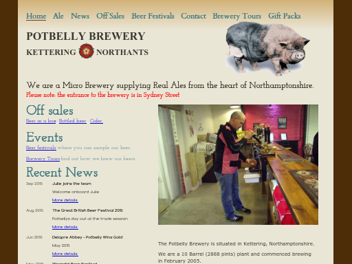 potbelly-brewery.co.uk