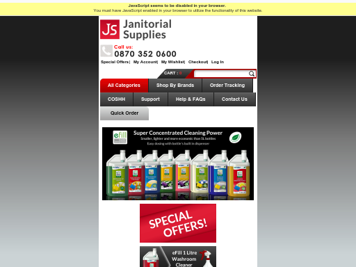 janitorialsupplies.co.uk