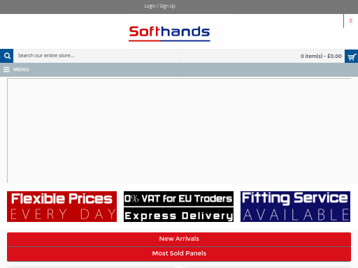 softhands.co.uk