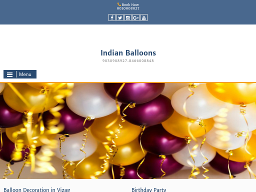 indianballoons.in